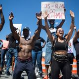 'Not just a black thing anymore:' Wilmington protesters demand justice for George Floyd