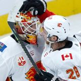 Flames' Cam Talbot helps save Alabama-Huntsville hockey program - Sportsnet.ca