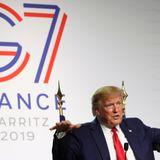 Trump postpones G7 summit, seeks to expand invitation list