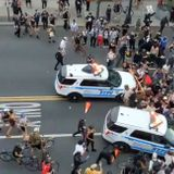 AOC castigates cops for ramming protesters in Brooklyn: 'NO ONE gets to slam an SUV through a crowd of human beings'
