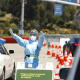 All COVID-19 testing centers in L.A. city closed Saturday due to 'safety worries' amid George Floyd protests