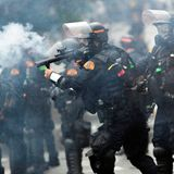 Amnesty International: U.S. police must end militarized response to protests
