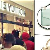 Fashion Notes: Rioters Loot $85K Worth of Louis Vuitton Bags in Portland Riots
