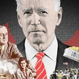 Joe Biden, the moderate, plans the most radical overhaul of the U.S. economy since FDR