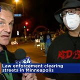 Twitter users hail protest coverage from an unlikely source, WCCO sports director Mike Max