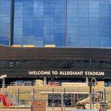 Mark Davis sweating schedule for Raiders' stadium completion | Las Vegas Review-Journal