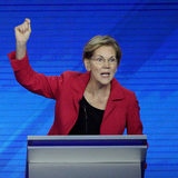 The Real Democratic Primary Starts Now. And It's All About Elizabeth Warren