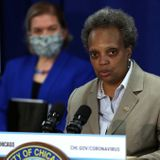 Chicago will still loosen restrictions on Wednesday as planned, despite widespread looting and coronavirus concerns, Mayor Lori Lightfoot says