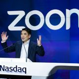 Zoom revenue grew 169% during the quarter, and the company doubled its revenue guidance for the year