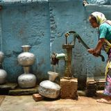 World population facing water stress could 'double' by 2050 as climate warms
