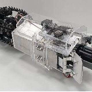 Researchers develop mole-type drilling robot for exploration of underground resources