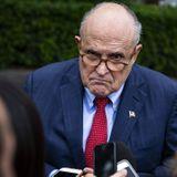 The Decline and Fall of Rudy Giuliani