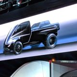 Elon Musk: Tesla electric 'Cybertruck' pickup is our best product ever