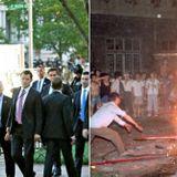 Media, Democrat Compare U.S. Riot Response to Tiananmen Square