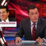 By Ridiculing Redskins, Colbert Made Racism 'Truthy'