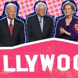 2020 election celebrity endorsements, a guide to who is backing Sanders, Warren and all the rest