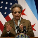 Mayor Lori Lightfoot calls for firing of Chicago cop who flipped off protesters, those who hide badge numbers