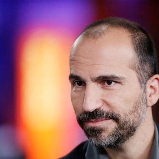 Uber CEO: Time to Forgive the Saudis for Murdering That Journalist
