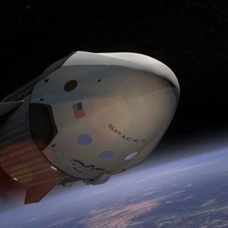 SpaceX Successfully Tests Crewed Dragon Launch Abort Engines