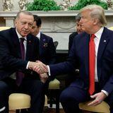 'My dear friend': Why Trump-Erdoğan ties endure