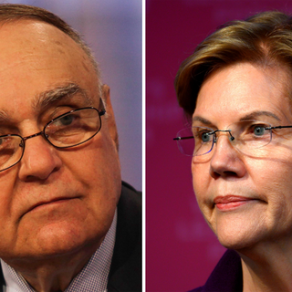 Leon Cooperman Responds To Elizabeth Warren's Anti-Billionaires TV Ad: 'She's Disgraceful'