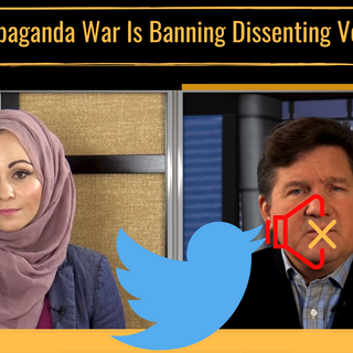 Voices of Dissent Fall Victim to Twitter's Now Permanent Ban Hammer
