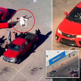 BREAKING: Three dead in shooting at Oklahoma Walmart