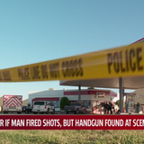 Mustang police officer shoots, kills suspect after suspect allegedly pointed gun at him