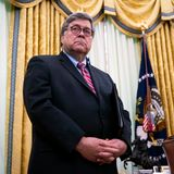Attorney General William Barr says there is no systemic racism in policing