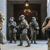Pentagon War Game Includes Scenario for Military Response to Domestic Gen Z Rebellion