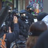 'We're asking for demilitarization': Seattle police tactics under fire