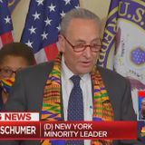 """Schumer: Senate Democrats will """"fight like hell"""" to pass police reform bill"""