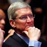 Apple CEO Tim Cook says monopolies aren't bad if they aren't abused