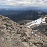 Mount Evans Highway will remain closed to vehicles through 2020 season
