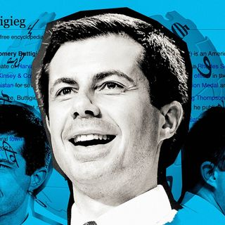 Pete Buttigieg's Campaign Says This Wikipedia User Is Not Pete. So Who Is It?