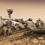 NASA Perseverance rover ready to explore the wilds of Mars
