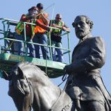 Virginia Judge Blocks Plan To Remove Statue Of Robert E. Lee