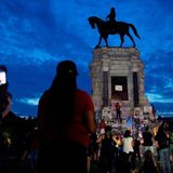 Richmond judge blocks the state's removal of Robert E Lee statue