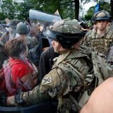 'What I saw was just absolutely wrong': National Guardsmen struggle with their role in controlling protests