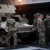 Members of D.C. National Guard test positive for coronavirus after responding to protests