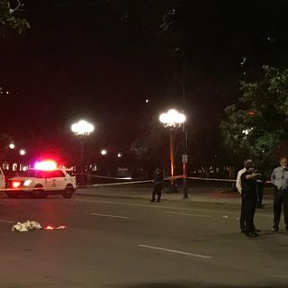 Shooting near Denver's Civic Center Park doesn't appear connected to protests, police say