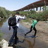 U.S. policy of expelling migrant children during pandemic faces first court challenge