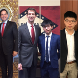 Hong Kong's 'pro-democracy' movement allies with far-right US politicians that seek to crush Black Lives Matter | The Grayzone