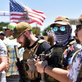 How the Far-Right Boogaloo Movement Is Trying to Hijack Anti-Racist Protests for a Race War