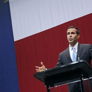 George P. Bush to Endorse Trump: Only Thing Standing Before Socialism