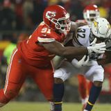 Chiefs' Derrick Nnadi picks up adoption fee for 91 dogs at shelter