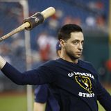 Brewers' Ryan Braun Says 'It's Possible' He Retires After 2020 Season