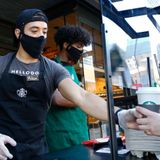 Starbucks to allow baristas to wear Black Lives Matter attire and accessories after social media backlash