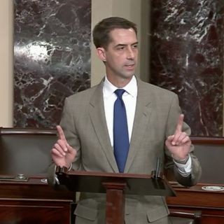 Senator Tom Cotton Takes on the Woke Mob