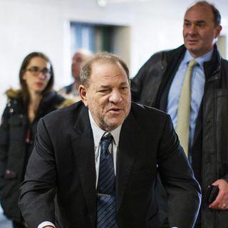 Nude Photos of Harvey Weinstein Were Shown to Jurors